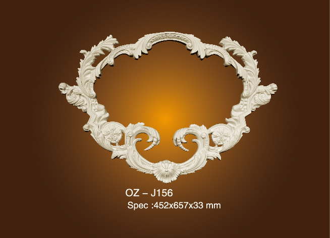 Hot Sale for Pu Plain Cornice Moudlings -