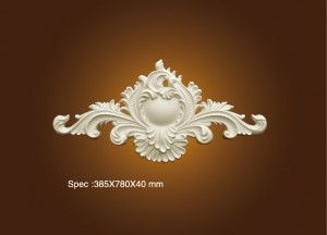 factory customized Pu Cornice/crown/injection Moulding -