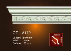 Carving Cornice Moulding OZ-A179