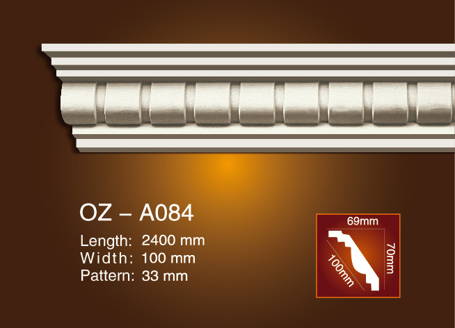 Carving Cornice Moulding OZ-A084 Featured Image