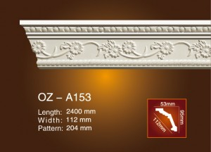 Carving Cornice Moulding OZ-A153