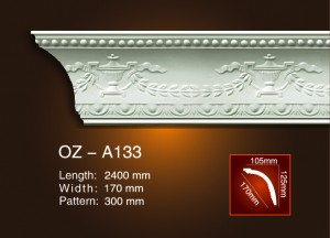 Carving Cornice Moulding OZ-A133