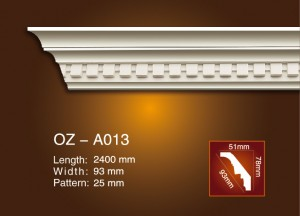 Carving Cornice Moulding OZ-A013