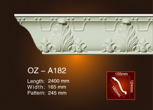 Carving Cornice Moulding OZ-A182