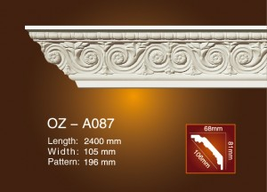 Carving Cornice Moulding OZ-A087