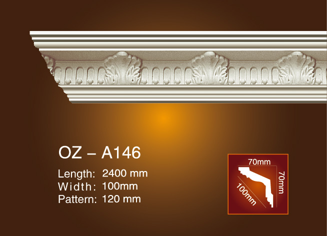 China Cheap price Crown Moulding Ceiling -