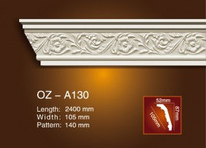 Carving Cornice Moulding OZ-A130