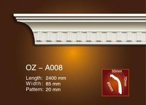 Carving Cornice Støping OZ-A008