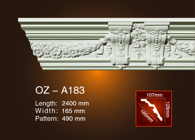 Original Factory Pu Column Pillar Mould -