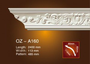 Carving Cornice Moulding OZ-A160