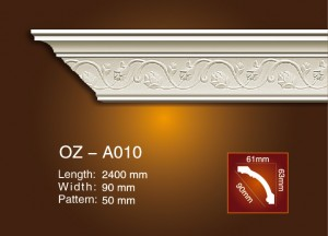 Carving Cornice Moulding OZ-A010