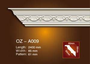 Carving Cornice Moulding OZ-A009