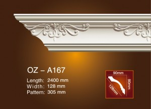 Carving Cornice Moulding OZ-A167