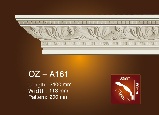 Carving Cornice Moulding OZ-A161 Featured Image