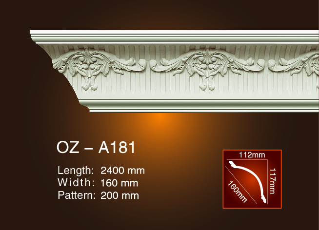 Big Discount Decorative Cornice Wall Panel -