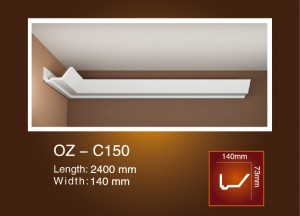 Cheap PriceList for Decorative Cornice Prices -