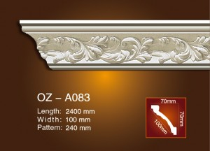 Carving Cornice Moulding OZ-A083