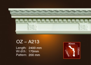 Carving Cornice Moulding OZ-A213