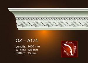 Carving Cornice Moulding OZ-A174
