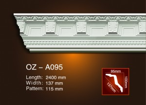 Carving Cornice Moulding OZ-A095