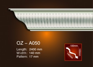 Carving Cornice Moulding OZ-A050