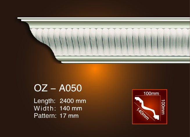 Bottom price Pu Polyurethane Skirting -