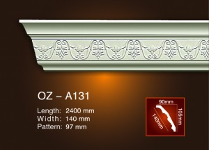 Carving Cornice Moulding OZ-A131