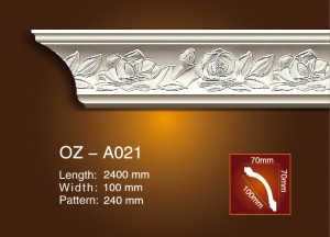 Sculpture Cornice moulage OZ-A021