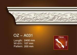Carving Cornice Moulding OZ-A031