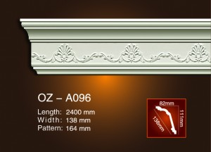 Carving Cornice Moulding OZ-A096