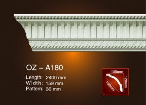 Carving Cornice Moulding OZ-A180