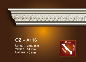 Carving Cornice Moulding OZ-A116