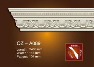 Carving Cornice Moulding OZ-A089